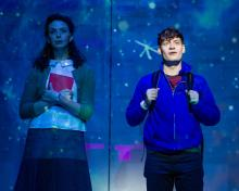 The Curious Incident of the Dog in the Night-Time stars image