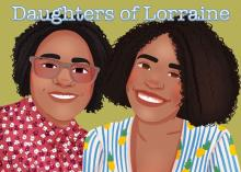 Daughters of Lorraine podcast